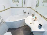 koupelna s wc - Prodej bytu 2+kk v osobním vlastnictví 50 m², Praha 3 - Žižkov