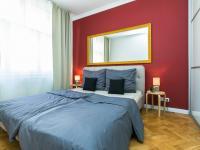 ložnice - Prodej bytu 2+kk v osobním vlastnictví 50 m², Praha 3 - Žižkov
