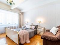 Ložnice - Prodej bytu 3+1 v osobním vlastnictví 57 m², Praha 6 - Dejvice
