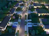 Noční pohled - Prodej domu v osobním vlastnictví 120 m², Vysoký Újezd