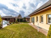 pohled na dům - Prodej domu v osobním vlastnictví 220 m², Dřevčice