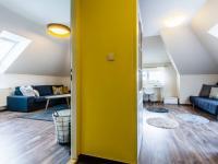 ložnice v patře - Prodej domu v osobním vlastnictví 220 m², Dřevčice