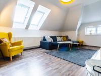 ložnice - Prodej domu v osobním vlastnictví 220 m², Dřevčice