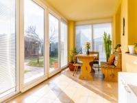 zimní zahrada - Prodej domu v osobním vlastnictví 220 m², Dřevčice
