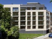 Rezidence Bertramka - Pronájem bytu 3+kk v osobním vlastnictví 85 m², Praha 5 - Smíchov