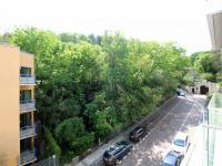 Pohled o okna - Pronájem bytu 3+kk v osobním vlastnictví 85 m², Praha 5 - Smíchov