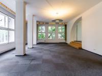 Velkorysý pracovní prostor - Pronájem domu v osobním vlastnictví 550 m², Praha 10 - Vršovice