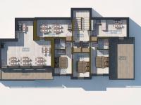 2 NP  - Prodej penzionu 460 m², Špindlerův Mlýn