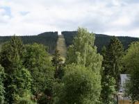 výhled na Hromovku - Prodej penzionu 460 m², Špindlerův Mlýn
