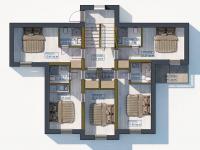 3 NP  - Prodej penzionu 460 m², Špindlerův Mlýn