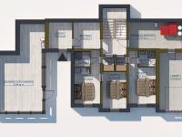 1 NP  - Prodej penzionu 460 m², Špindlerův Mlýn