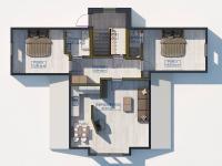 4 NP  - Prodej penzionu 460 m², Špindlerův Mlýn