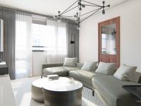 ...přinášíme návrh, jak by mohl vypadat.. - Prodej bytu 2+1 v osobním vlastnictví 61 m², Praha 9 - Vysočany