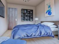 ...a docílit tak velmi kvalitního spánku.. - Prodej bytu 2+1 v osobním vlastnictví 61 m², Praha 9 - Vysočany