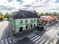 Výhled z oken Mladoboleslavská - Pronájem kancelářských prostor 112 m², Praha 9 - Vinoř