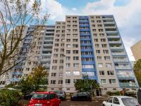 Pohled na dům - Prodej bytu 3+1 v družstevním vlastnictví 70 m², Praha 5 - Stodůlky