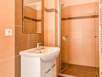 koupelna s wc - Pronájem bytu 2+kk v osobním vlastnictví 42 m², Slaný