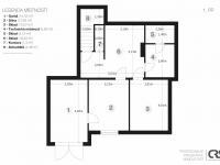 Sklep + garáž - Prodej domu v osobním vlastnictví 270 m², Praha 4 - Krč
