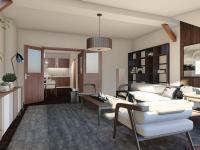 A takto může vypadat - Prodej bytu 1+1 v osobním vlastnictví 59 m², Zábřeh