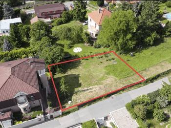 Pozemek pro bydlení na prodej, Praha 7 (Troja)