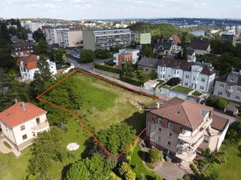 Prodej pozemku 1284 m², Praha 8 - Kobylisy (ID 273