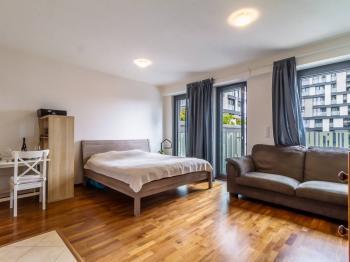 Prodej bytu 2+kk v osobním vlastnictví 43 m², Praha 3 - Žižkov