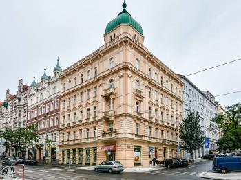Pronájem bytu 2+kk v osobním vlastnictví 52 m², Praha 2 - Nové Město