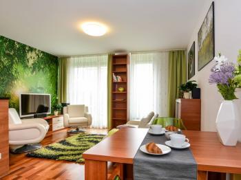 Pronájem bytu 2+kk v osobním vlastnictví, 69 m2, Praha 5 - Smíchov