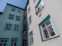 Pohled ze zahrady (Prodej nájemního domu 850 m², Košťany)