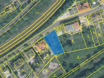 Prodej pozemku 683 m², Bílina