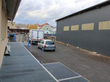 Pronájem komerčního objektu 2000 m², Teplice