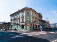 Pronájem komerčního prostoru (kanceláře) v osobním vlastnictví, 100 m2, Děčín