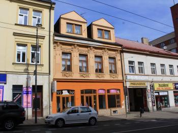 Pronájem obchodních prostor 100 m², Teplice