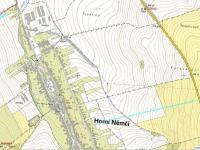 Prodej pozemku 19723 m², Horní Němčí