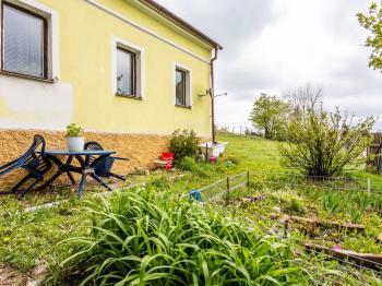 Pohled z boku - Prodej domu v osobním vlastnictví 162 m², Nová Ves v Horách