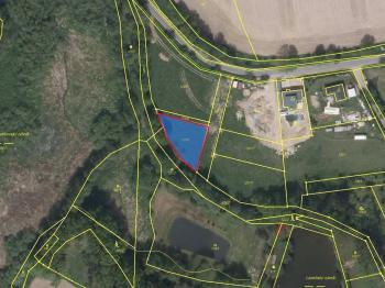 Prodej pozemku 1756 m², Havlíčkův Brod