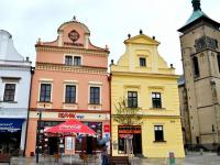 umístění v obci (Pronájem kancelářských prostor 40 m², Havlíčkův Brod)