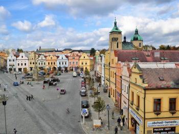 centrum města ... - Pronájem kancelářských prostor 308 m², Havlíčkův Brod
