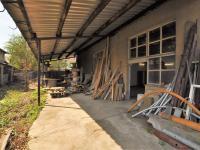 přístřešek za dílnou (bude vyklizen) .... (Pronájem skladovacích prostor 193 m², Havlíčkův Brod)