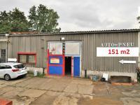 Pronájem skladovacích prostor 151 m², Havlíčkův Brod