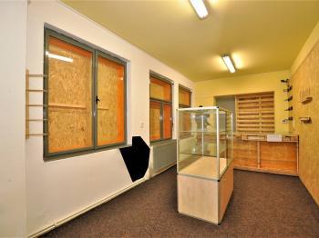 obchod ... - Pronájem obchodních prostor 125 m², Havlíčkův Brod