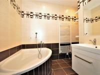 koupelna ... (Prodej bytu 2+1 v osobním vlastnictví 58 m², Havlíčkův Brod)