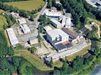 areál ... (Pronájem výrobních prostor 672 m², Havlíčkův Brod)