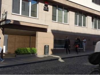 vstup z ulice Dolní ... - Pronájem obchodních prostor 197 m², Havlíčkův Brod