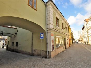 Svatovojtěšská ulice ... - Pronájem kancelářských prostor 47 m², Havlíčkův Brod