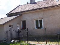 Zadní vchod s dvorkem - Prodej domu v osobním vlastnictví 130 m², Hlinsko