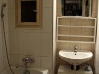 Koupelna (Pronájem bytu 2+kk v osobním vlastnictví 48 m², Praha 3 - Žižkov)