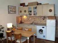 Kuchyňská linka (Pronájem bytu 2+kk v osobním vlastnictví 48 m², Praha 3 - Žižkov)