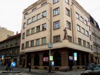 Pohled na dům (Pronájem bytu 2+kk v osobním vlastnictví 48 m², Praha 3 - Žižkov)