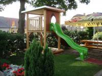 venkovní posezení (Pronájem restaurace 260 m², Miličín)